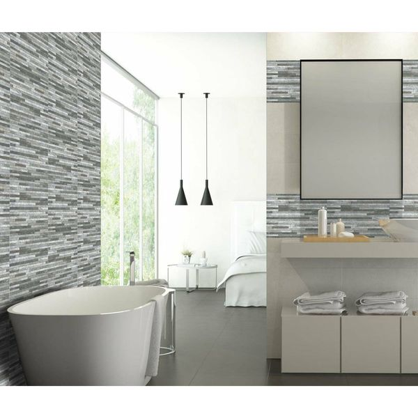 Brix Anthracite Wall Tiles