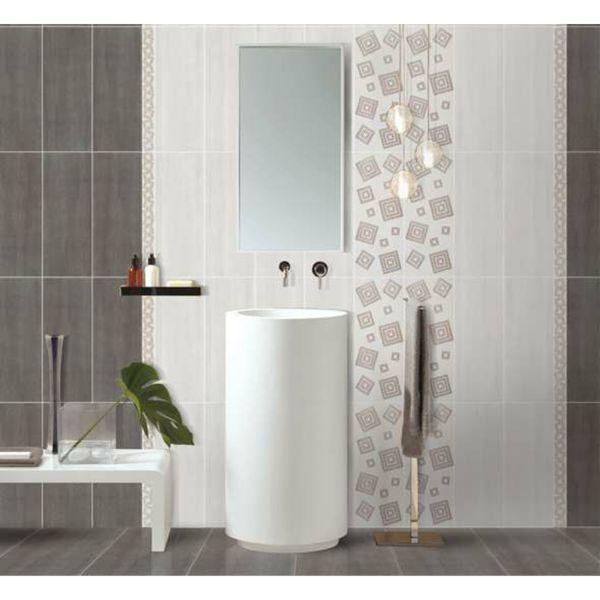 Dolomite Light Grey Wall Tiles