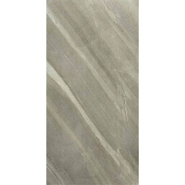 Burlingstone Taupe Mixed Stone Effect Porcelain Wall & Floor Tile