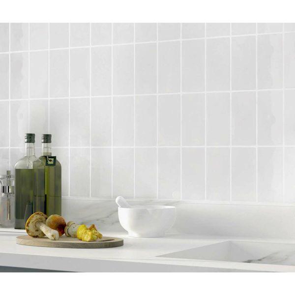 Hampshire Light Grey Gloss Wall Tiles