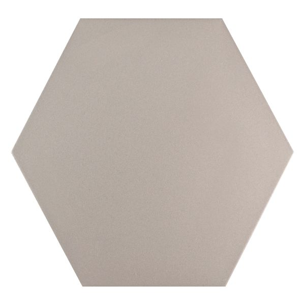 Baroque Hexagon Grey Base Wall and Floor Tile