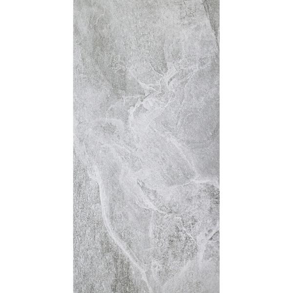 Belize Light Grey Matt Porcelain Wall and Floor Tiles