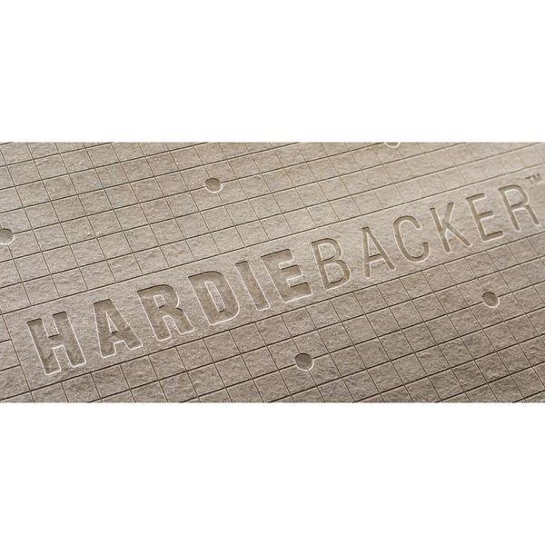 6mm HardieBacker Board (Pallet Deal - 90 Panels)