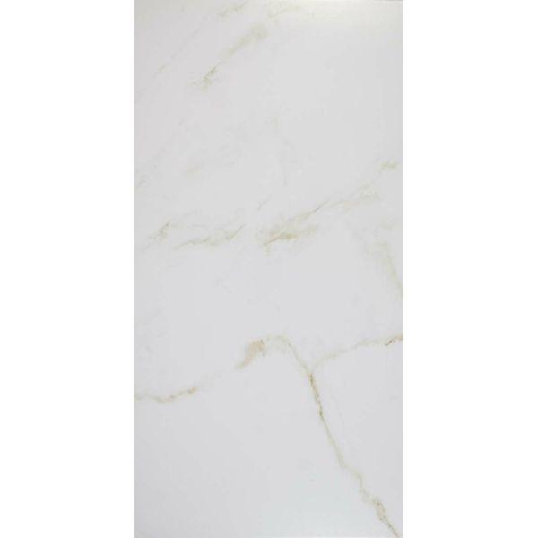 Carrara Gold Matt Marble Effect Porcelain Wall & Floor Tile