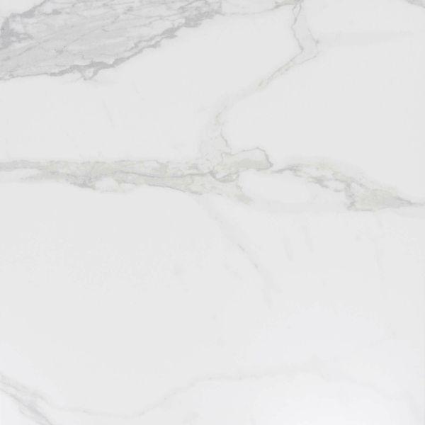 Carrara White Matt Marble Porcelain Floor Tile