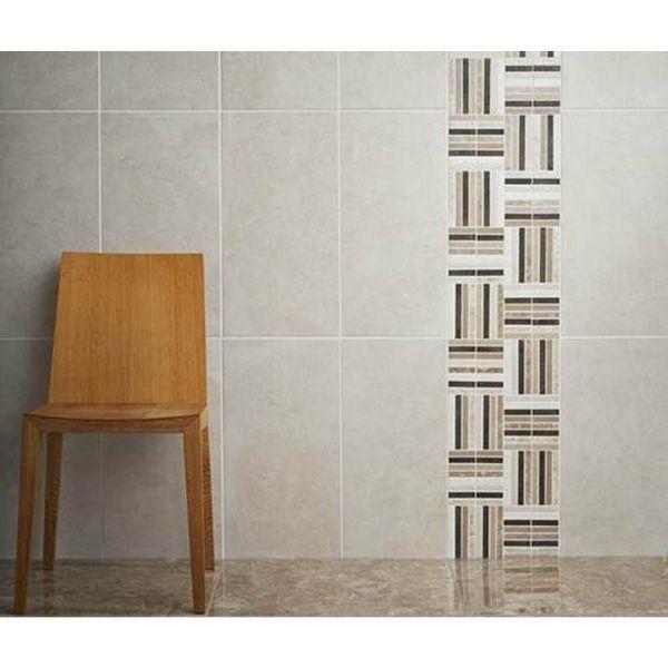 Natural Tones Ecru Matt Wall Tiles