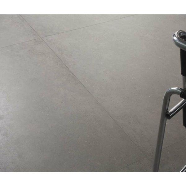 Concrete Grey Matt Floor Tiles