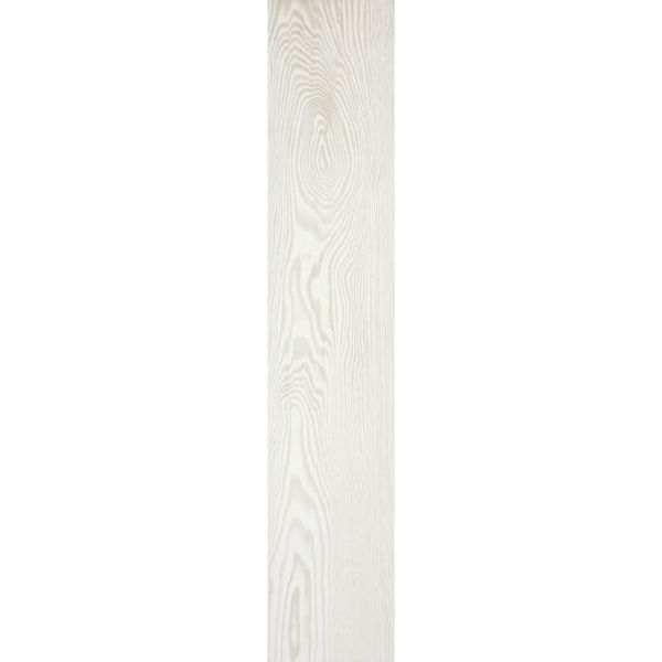Coolwood White Wood Effect Rectified Porcelain Tile