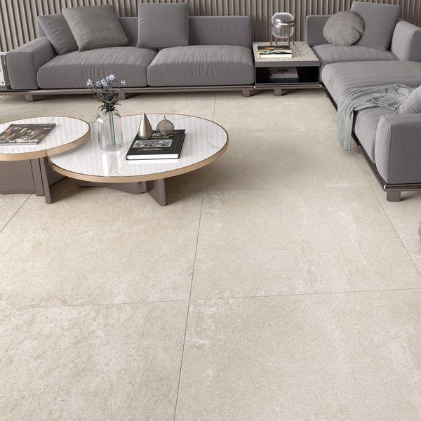 Seven Evo Taupe Floor Tiles