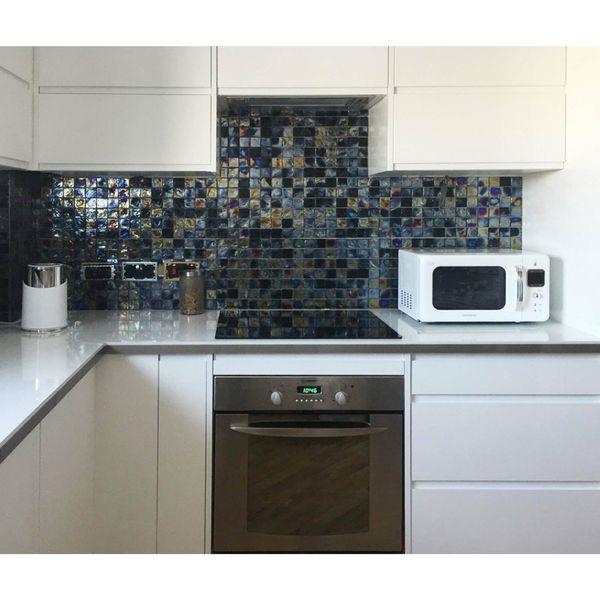 Diesel Glass Mosaic 40x40mm