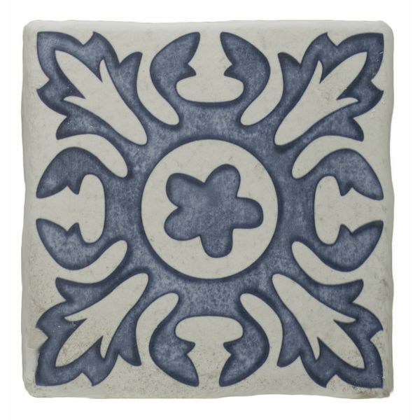 Duomo Monza Blue Wall and Floor Tiles