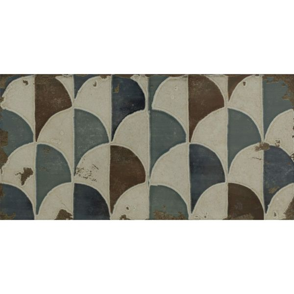 Esenzia Gondola Patterned Wall Tiles
