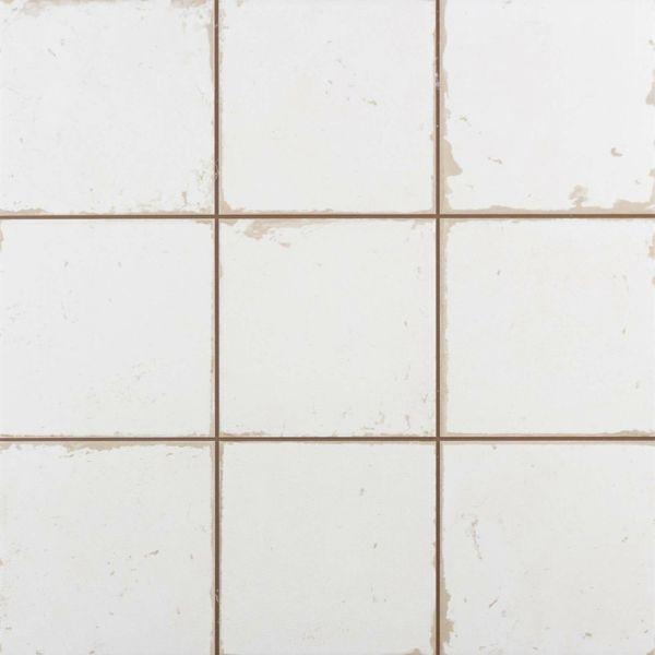 Faenza Rustic Ivory Matt Tiles