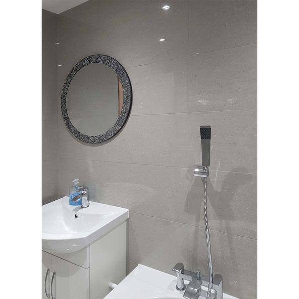 Royal Grey Polished Porcelain Wall and Floor Tile