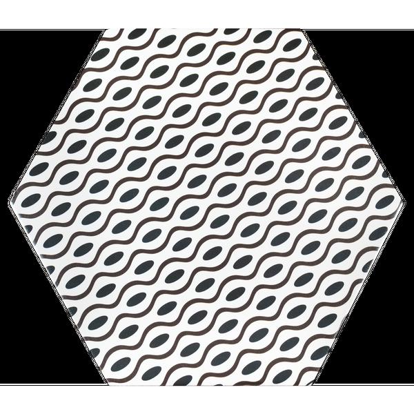 Apollo Grazia Hexagon Decor Wall And Floor Tiles