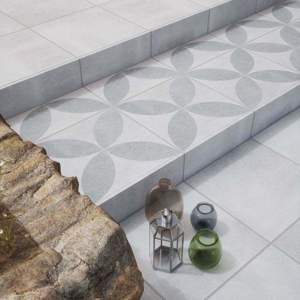 Hardblue Grey Decor Porcelain Outdoor Slab