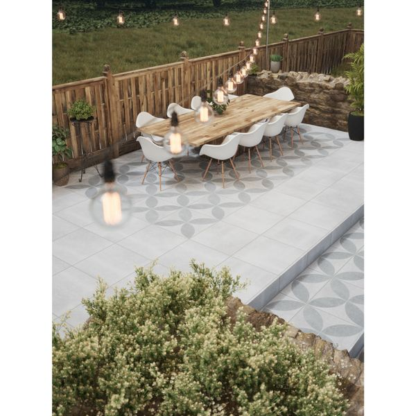 Hardblue Grey Porcelain Outdoor Slab
