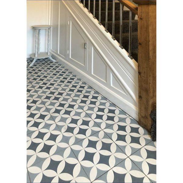 Hester Ocean Floor Tiles