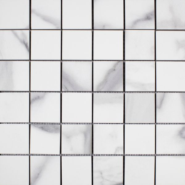 Invictus White Mix Mosaic