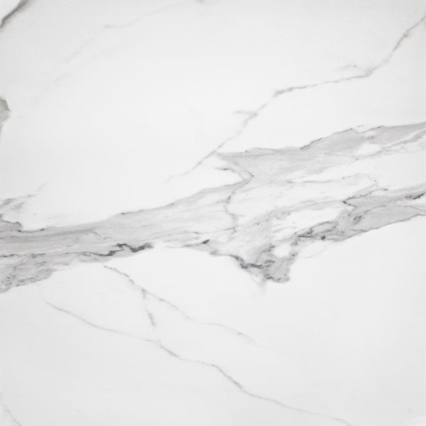 Invictus White Polished Porcelain Wall and Floor Tile
