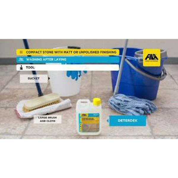 Deterdek Pro 5 Ltr - End of Work Cleaning