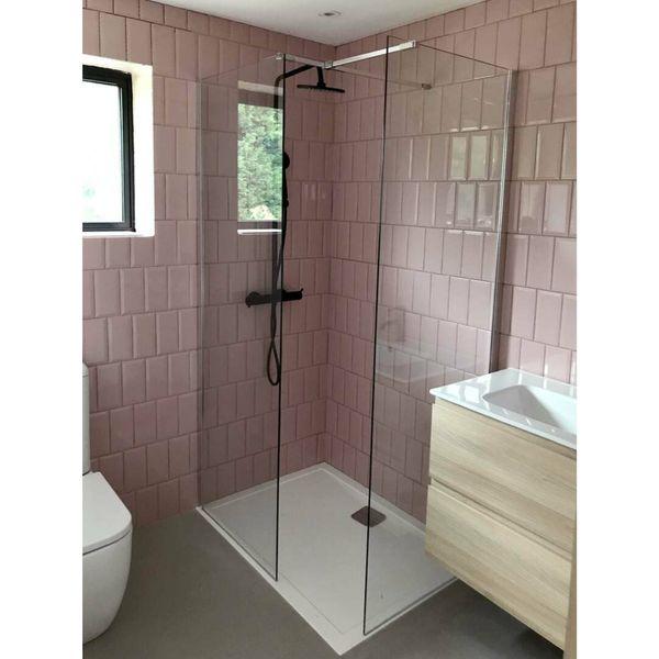 Metro Pink Wall Tiles