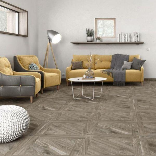 Kanna Ceniza Wood Effect Floor Tiles
