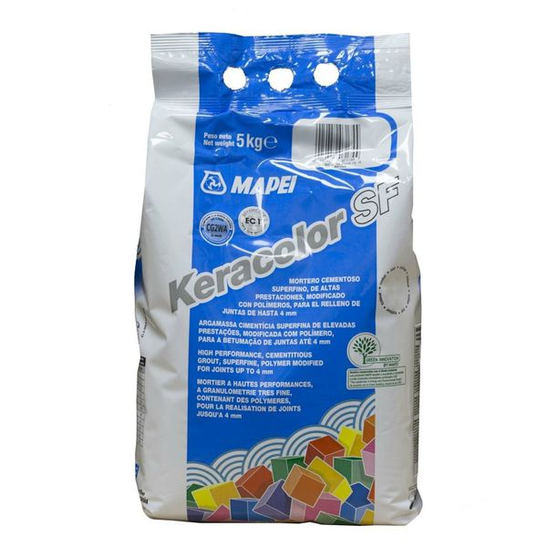 Keracolor SF 100 White Grout 5KG