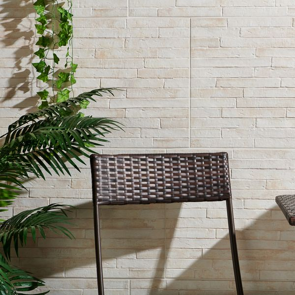 London White Brick Wall Tiles