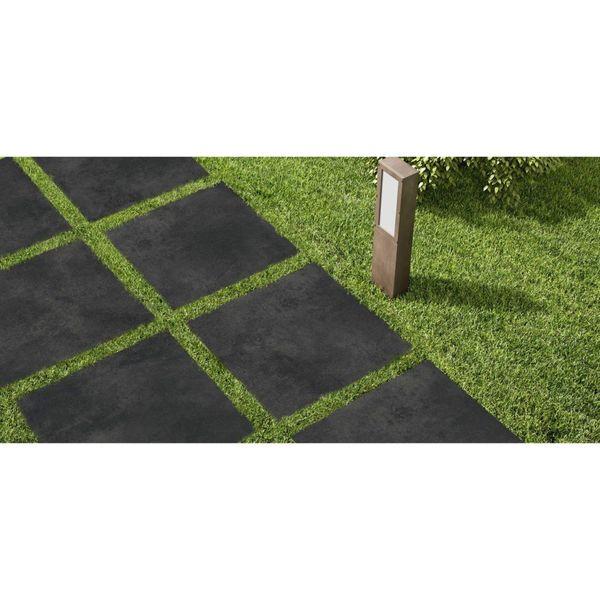 Luna Ash Outdoor Matt Porcelain Slab Tiles