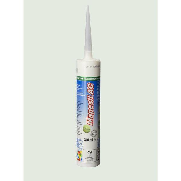 Mapesil AC Moon White Silicone Sealant 310ml