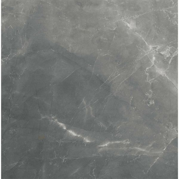 Marmy Grey Polished Marble Effect Porcelain