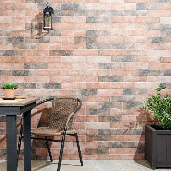 Muralla Beige Brick Wall Tiles