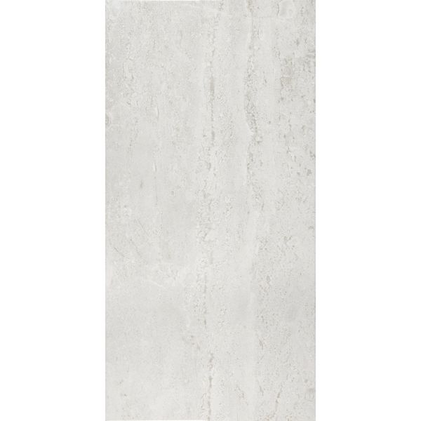 Naples Gloss Travertine Effect Grey Wall Tile