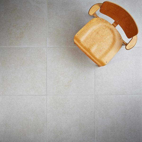 Natural Tones Ecru Matt Floor Tiles