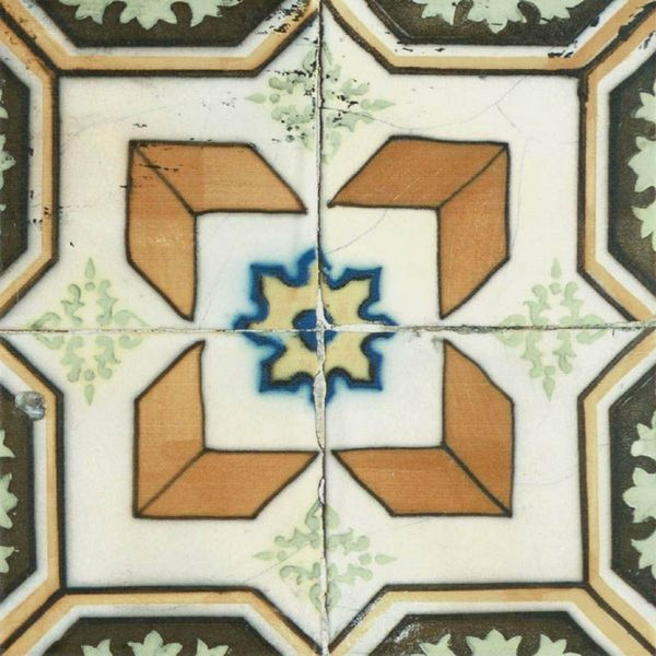 Nikea Multi Matte Wall & Floor Tile