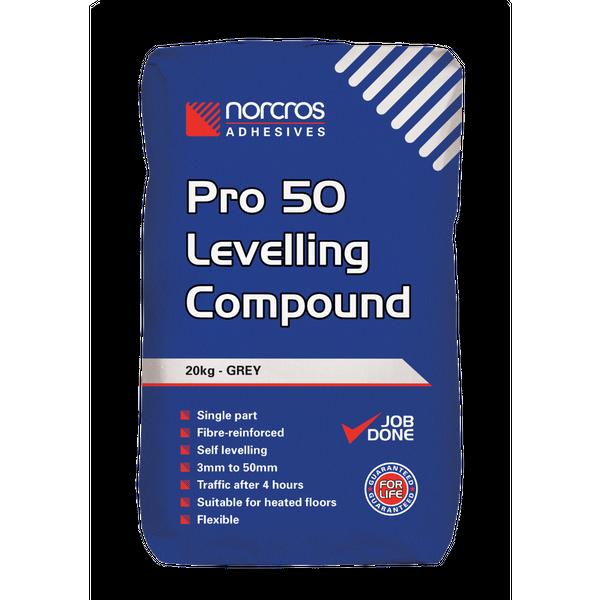Norcros Pro 50 Levelling Compound 20kg
