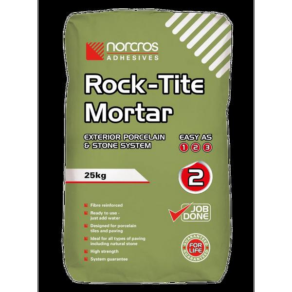 Norcros Rock-Tite Mortar 25kg