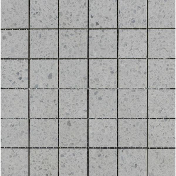 Oxford Grey Mosaic