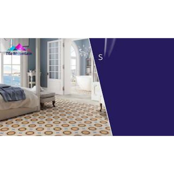 Swing Decor Beige Multicolour Geometric Wall and Floor Tiles