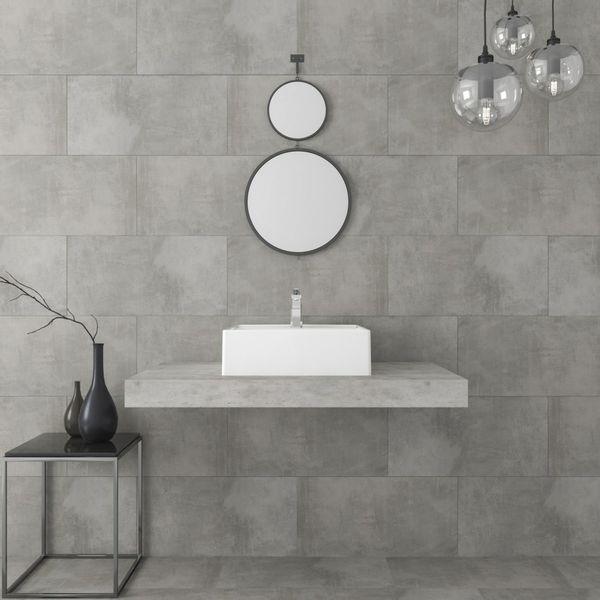 Pronto Grey Wall And Floor Tiles