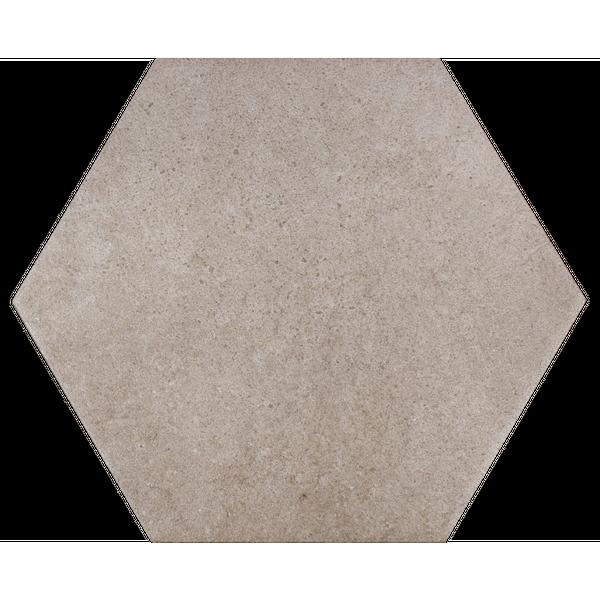 Rewind Hexagon Brown Tiles