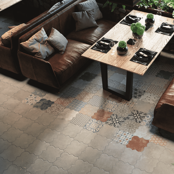 Riga Concrete Wall and Floor Tiles