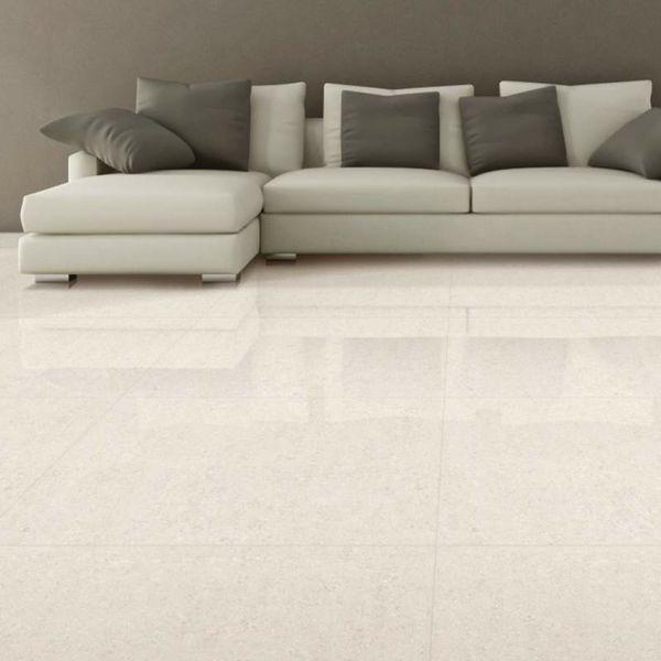 Royal Vanilla Polished Porcelain Floor Tile