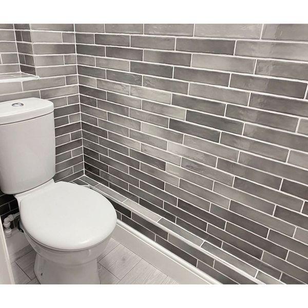 Piacenza Mix Grey Wall Tile