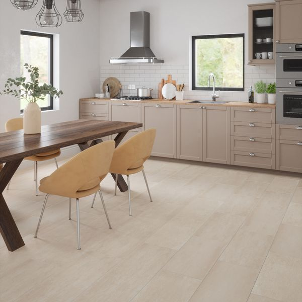 Seven Evo Taupe Wall and Floor Tiles