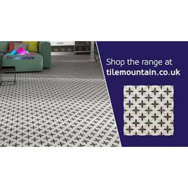 Durham Pattern Porcelain Floor Tiles