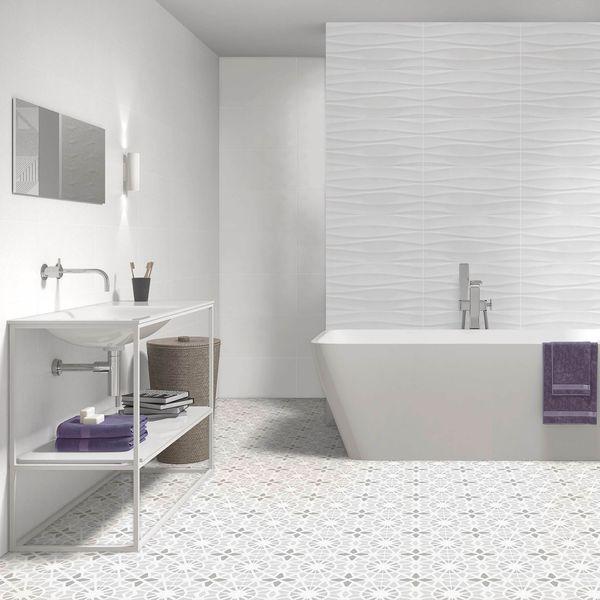 Sweet White Wall Tile