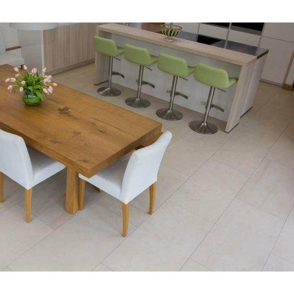 Limestone Matt Almond Floor Tiles