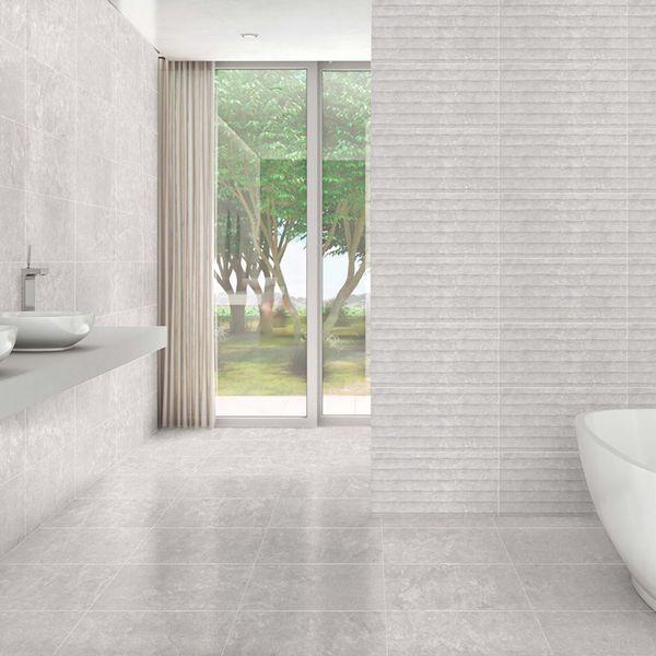 Torino Light Grey Breeze Wall Tile